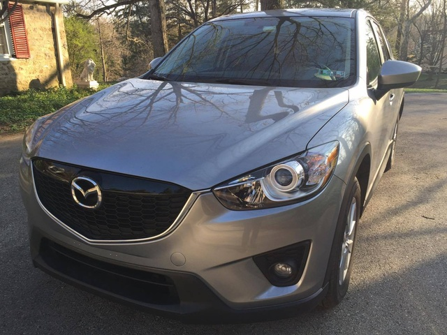 Picture of 2015 Mazda CX-5 Touring AWD, exterior, gallery_worthy