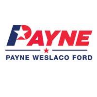 Payne Weslaco Ford logo