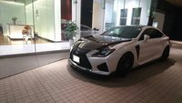 Picture of 2015 Lexus RC F F RWD, exterior, gallery_worthy