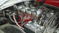 Picture of 1965 Jeep Wagoneer, engine