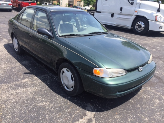 Picture of 2001 Chevrolet Prizm 4 Dr LSi Sedan