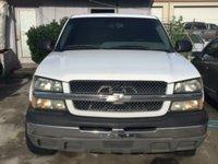 Picture of 2003 Chevrolet Silverado 1500HD LS Crew Cab Short Bed 4WD, exterior