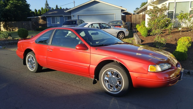 Picture Of 1997 Ford Thunderbird LX Gallery Worthy