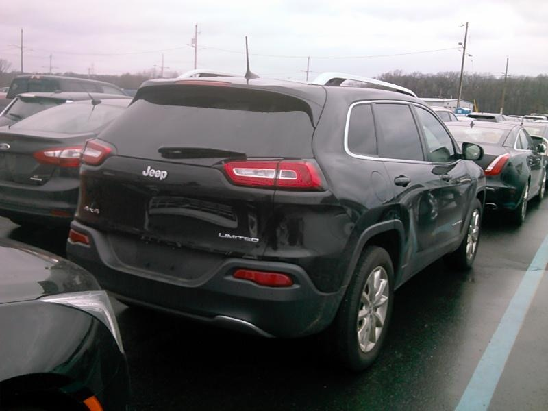 Picture of 2016 Jeep Cherokee Limited 4WD
