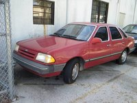 Picture of 1986 Ford Tempo LX, exterior