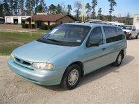 1995 Ford Windstar 3 Dr LX Passenger Van, 2FMDA5142SBC79364, exterior