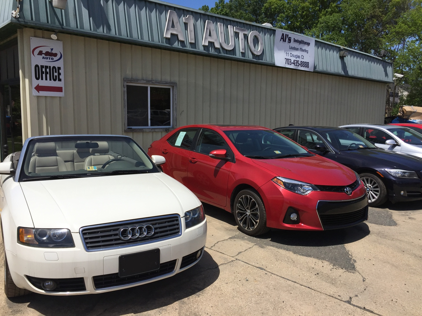 A1 Auto Sales Of Dulles Sterling Va Read Consumer Reviews Browse Used And New Cars For Sale