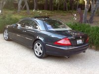 Picture of 2004 Mercedes-Benz CL-Class 2 Dr CL500 Coupe, exterior