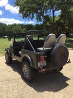 1984 Jeep CJ7 Overview