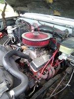 Picture of 1982 Chevrolet C/K 10 Scottsdale Standard Cab LB, engine