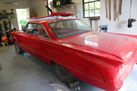 1963 Mercury Comet, The beginning of the rebirth of the Comet, exterior