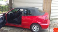 Picture of 1998 Volkswagen Cabrio 2 Dr GL Convertible, interior