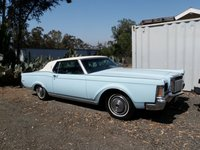 1970 Lincoln Continental Overview