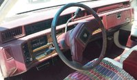Picture of 1986 Cadillac DeVille Base Sedan, interior