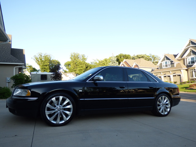 Picture of 2003 Audi S8 quattro AWD, exterior