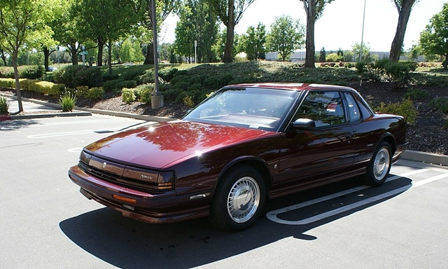 Picture of 1992 Oldsmobile Toronado Trofeo Coupe FWD