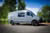 Picture of 2016 Mercedes-Benz Sprinter Cargo 2500 144 WB Cargo Van AWD, exterior