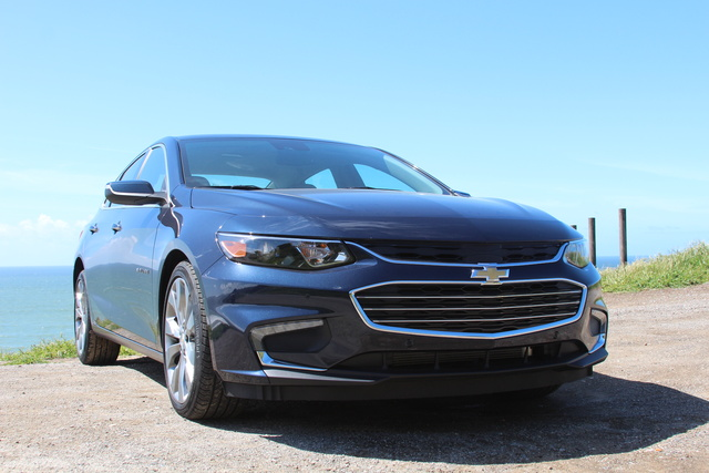 Picture of 2016 Chevrolet Malibu
