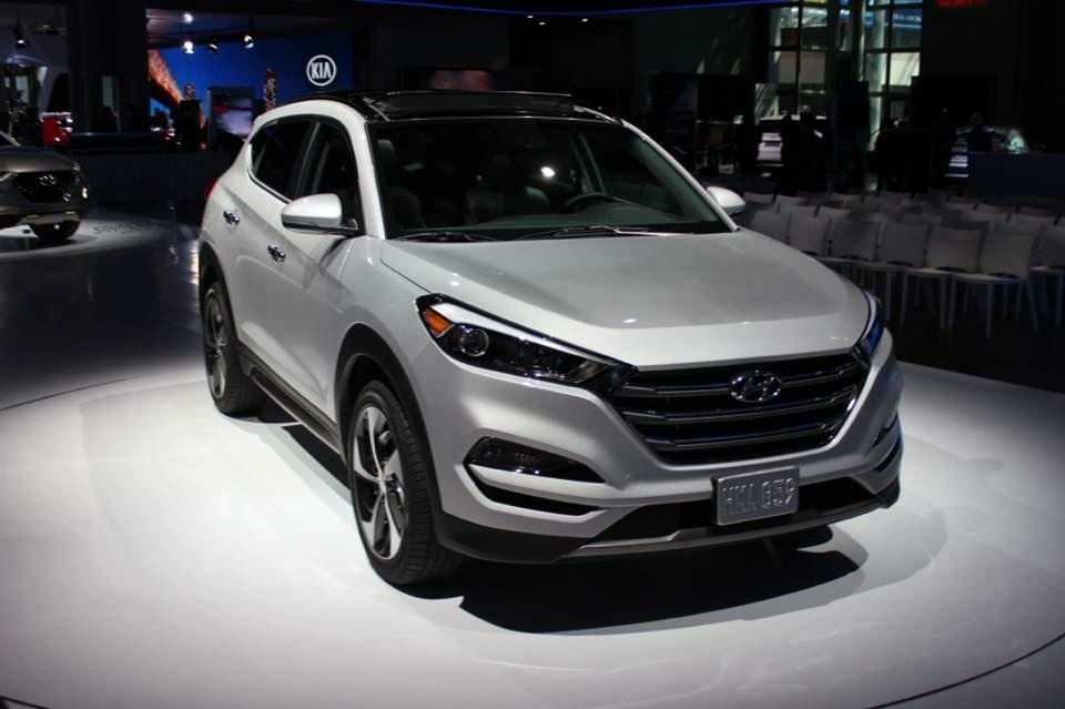 Picture of 2016 Hyundai Tucson Limited