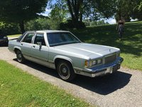 Picture of 1990 Mercury Grand Marquis 4 Dr LS Sedan, exterior