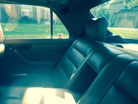 Picture of 1991 Mercedes-Benz 350-Class 4 Dr 350SD Turbodiesel Sedan, interior