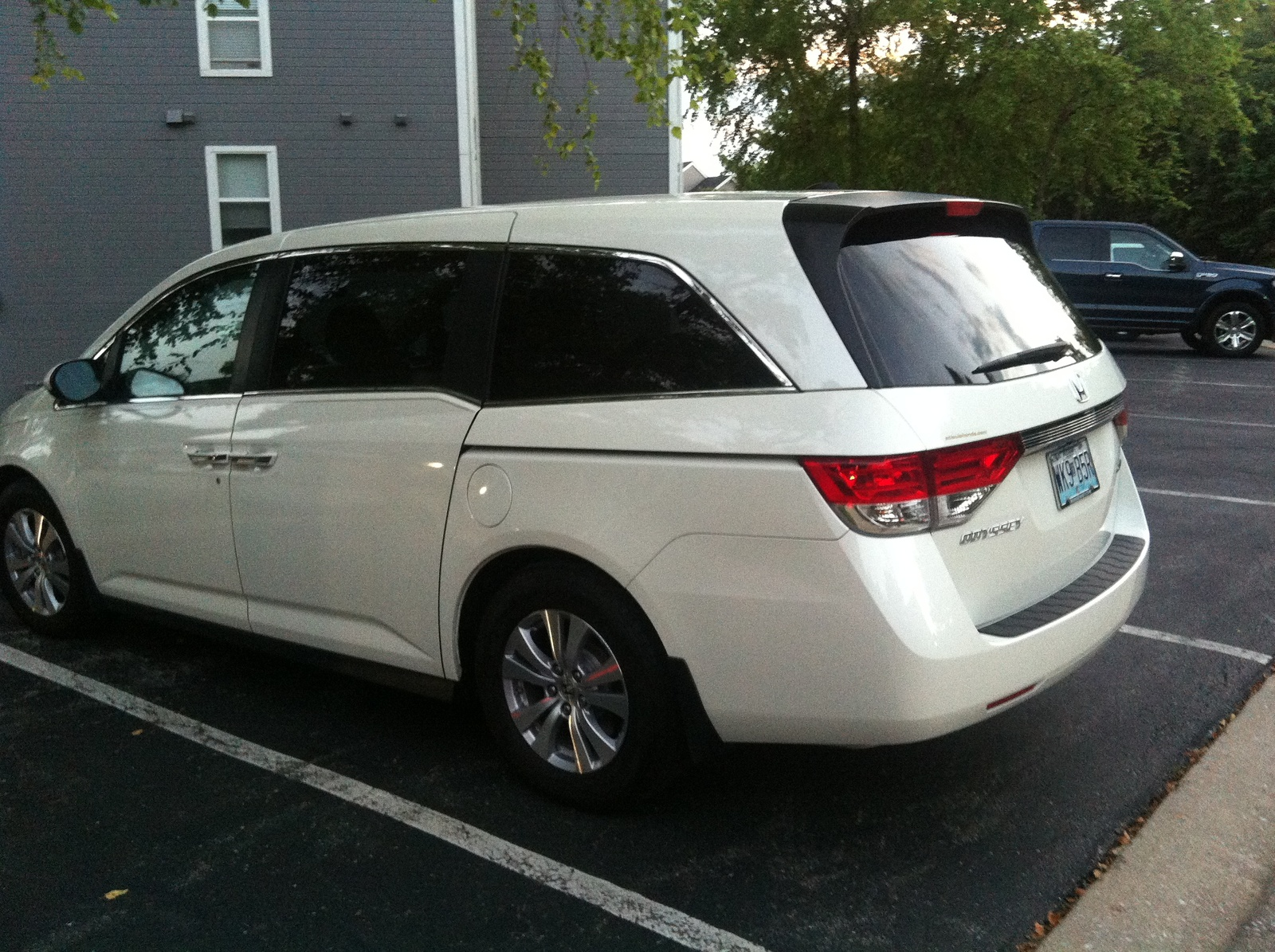 Honda odyssey new and used honda odyssey vehicle pricing for Honda odyssey for sale nj