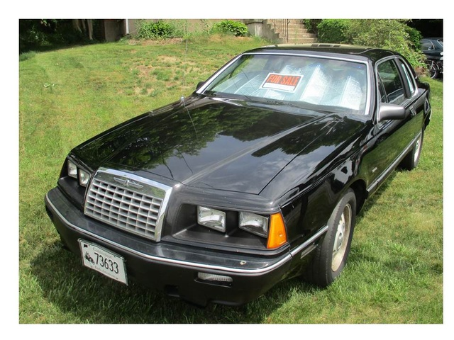 Picture of 1983 Ford Thunderbird Turbo, exterior, gallery_worthy