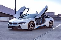 2014 BMW i8 Picture Gallery
