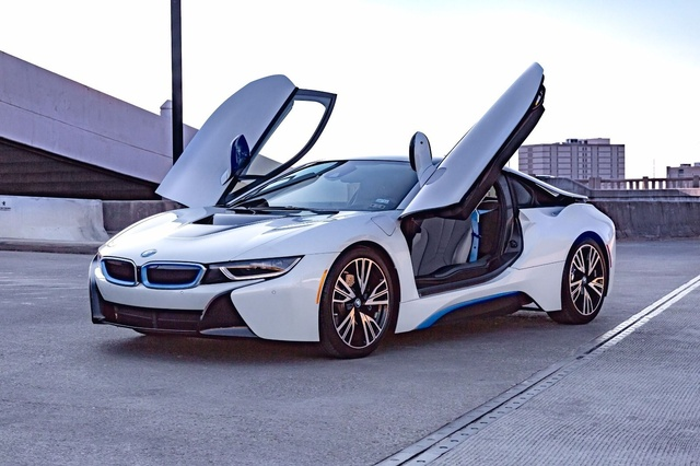 Picture of 2014 BMW i8 Coupe AWD