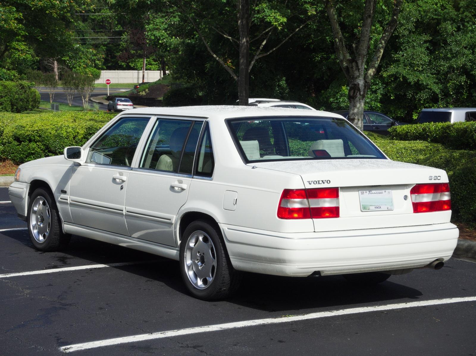 1998 Volvo S90 - Overview - CarGurus