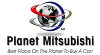 Planet Mitsubishi logo