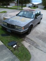 Picture of 1992 Dodge Dynasty 4 Dr STD Sedan, exterior