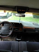 Picture of 1992 Dodge Dynasty 4 Dr STD Sedan, interior