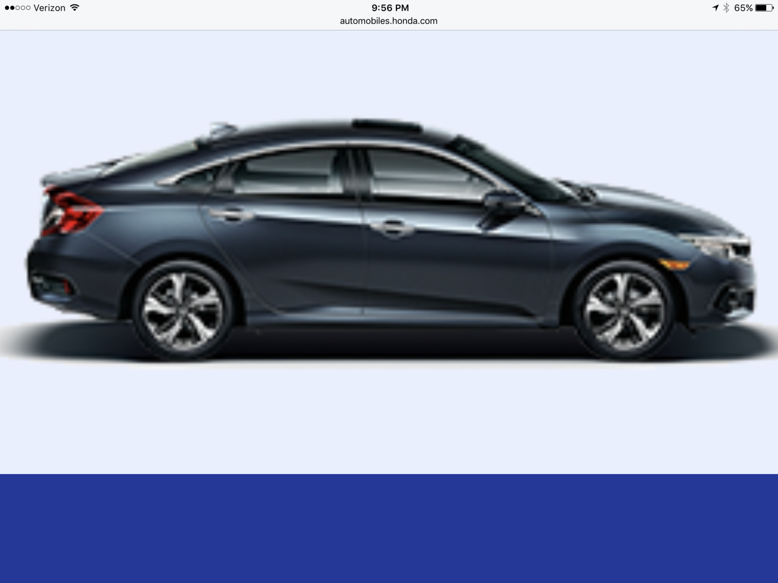 Picture of 2016 Honda Civic EX-TL with Navigation