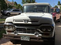 1960 Ford F-100 Picture Gallery