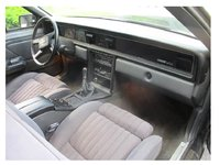 Picture of 1983 Ford Thunderbird Turbo, interior, gallery_worthy