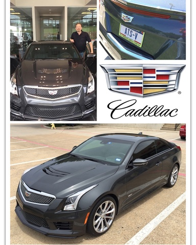 2016 Cadillac Ats V Coupe Overview Cargurus