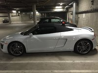 Picture of 2015 Audi R8 quattro V8 Spyder AWD, exterior, gallery_worthy
