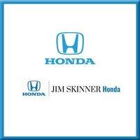 Jim Skinner Honda logo