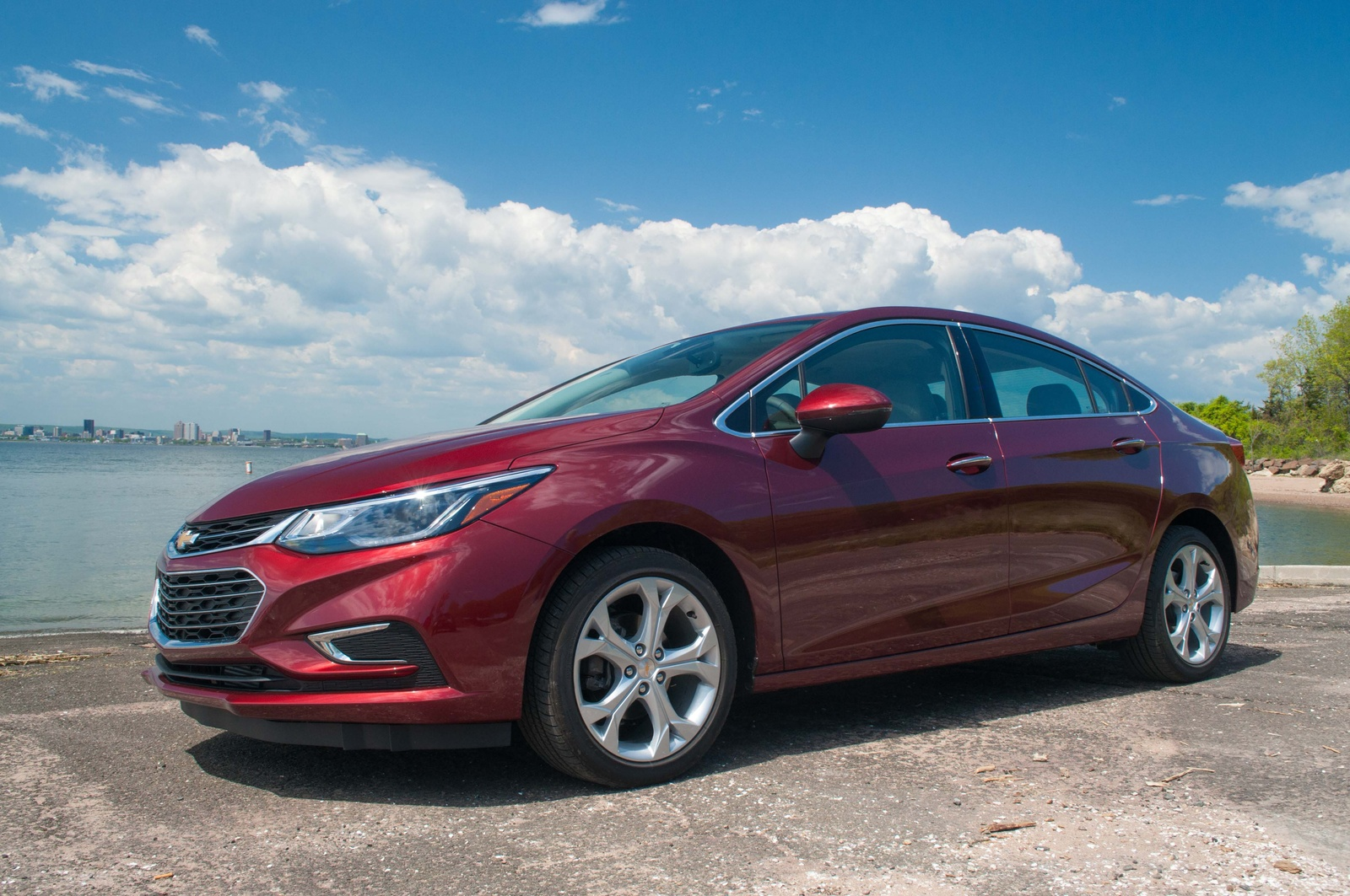 Picture of 2016 Chevrolet Cruze Premier
