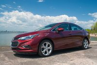 Picture of 2016 Chevrolet Cruze 1.4T Premier Sedan FWD, exterior, gallery_worthy