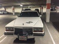 Picture of 1989 Cadillac Brougham Base Sedan, exterior