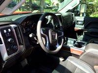 Picture of 2015 GMC Sierra 3500HD SLT Crew Cab DRW 4WD, interior