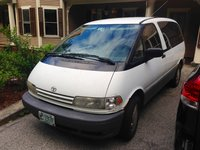 Picture of 1996 Toyota Previa 3 Dr LE All-Trac Supercharged AWD Passenger Van, exterior, gallery_worthy
