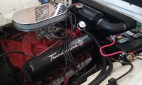 Picture of 1958 Ford Thunderbird, engine