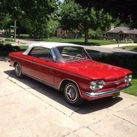 1964 Chevrolet Corvair Overview