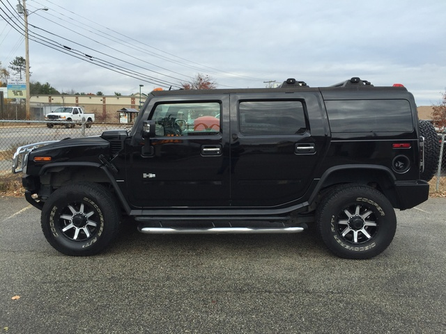 2006 Hummer H2 Overview Cargurus