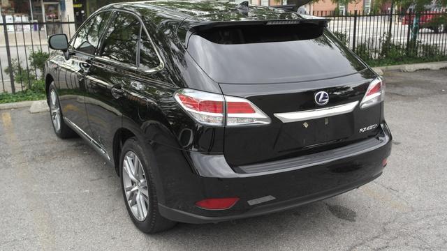 2015 Lexus RX Hybrid