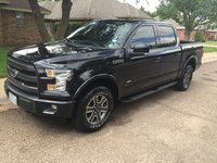 Picture of 2015 Ford F-150 Lariat SuperCrew 4WD, exterior, gallery_worthy