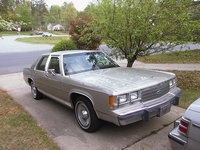 Picture of 1991 Ford LTD Crown Victoria 4 Dr LX Sedan, exterior